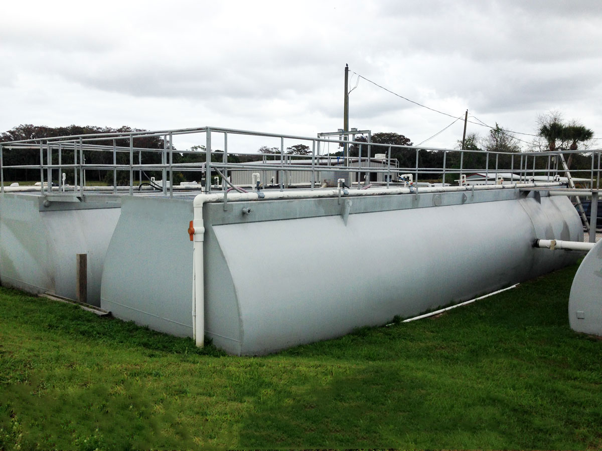 Waste Water Treatment Plant Inspections Florida